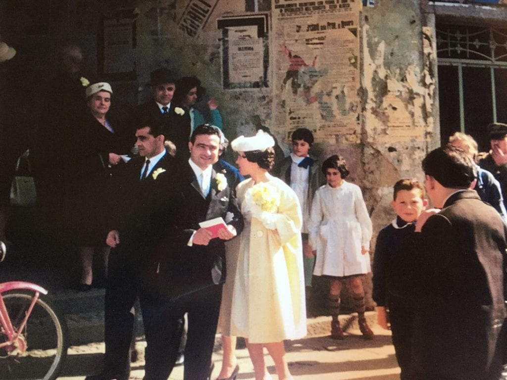 Joseph and Maria Rizzo's Wedding Day
