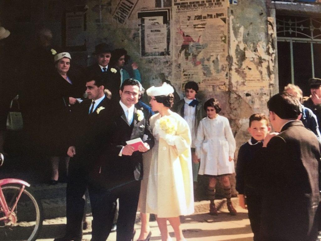 Joseph and Maria Rizzo's Wedding Day
